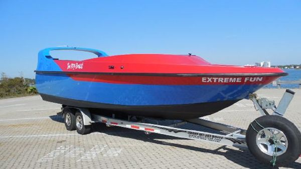 Smoky Mountain Jet Boat 30