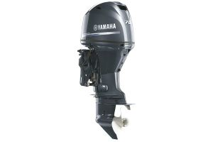 2018 Yamaha Outboards F70