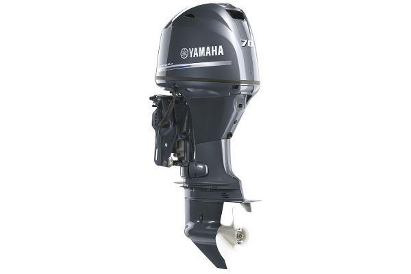 Yamaha Outboards F70LA