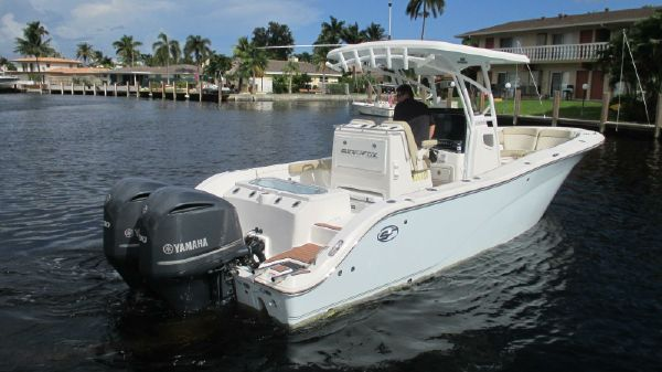 Sea Fox 286 Commander