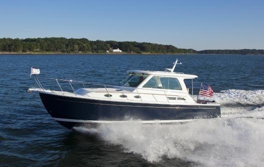 2016 Back Cove Yachts 34