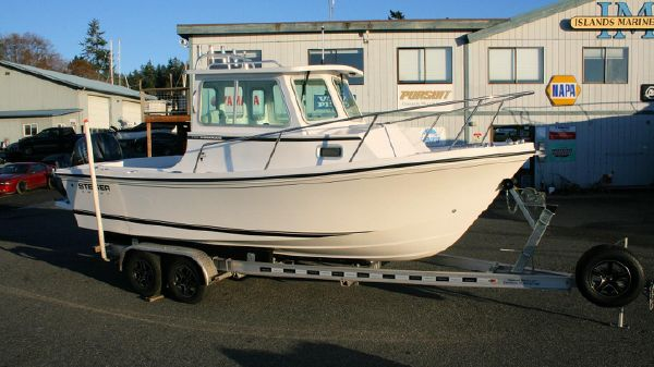 Steiger Craft 21' Chesapeake