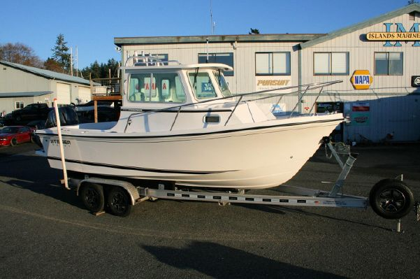 Steiger Craft 21' Chesapeake - main image