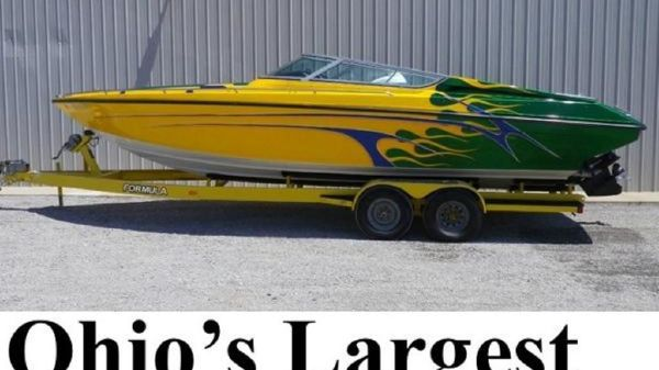 Formula Boats 27