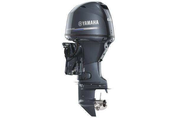 Yamaha Outboards F60