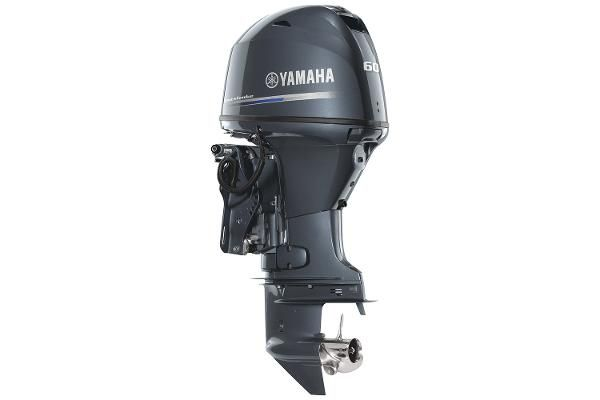 Yamaha Outboards F60 - main image