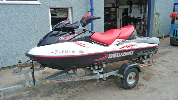 Used Sea-Doo Wake 215 Boats For Sale - Abersoch Land & Sea