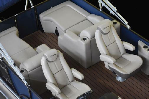 Bentley Pontoons 220 Elite Rear Lounger image