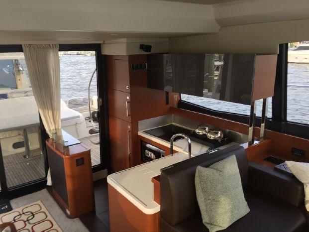 2015 Prestige 550 S Purchase Maine