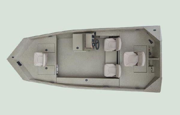 2022 Alumacraft 1860 All Weld MV SC