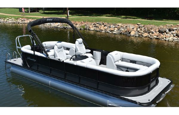 2021 Bentley Pontoons 250 Elite Swingback Dual Captain