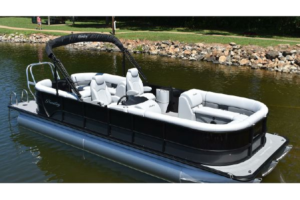 Bentley Pontoons 220 Elite Swingback Dual Captain - main image