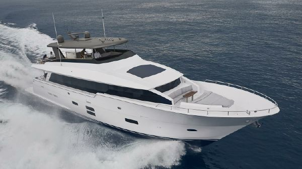 Hatteras M90 Panacera Manufacturer Provided Image