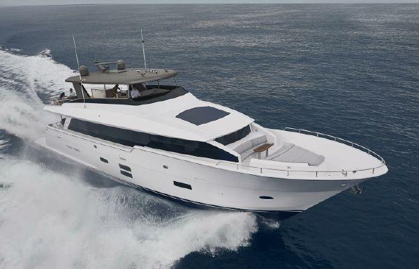 2021 Hatteras M90 Panacera