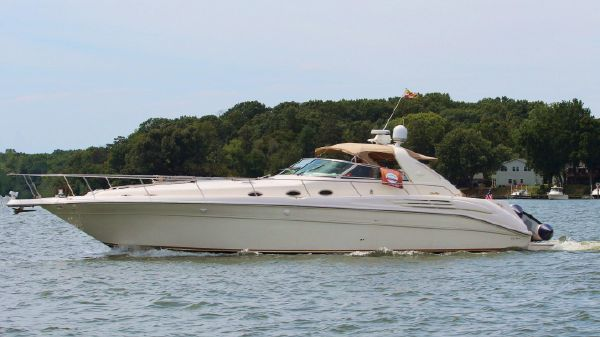 Sea Ray 450 Sundancer 45 Sea Ray 96