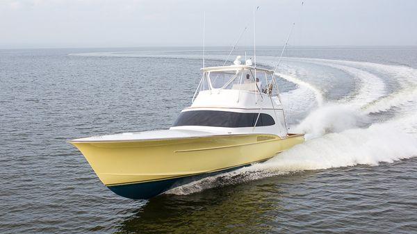 Scarborough 60 Sportfish