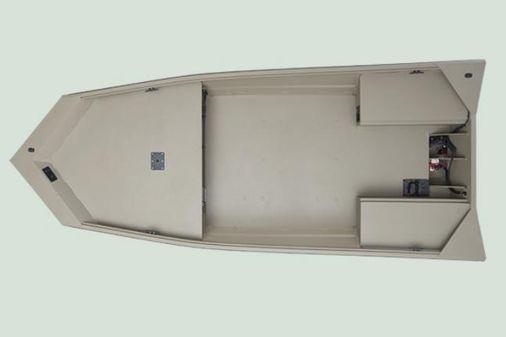 Alumacraft 2072 All Weld MV Tiller image