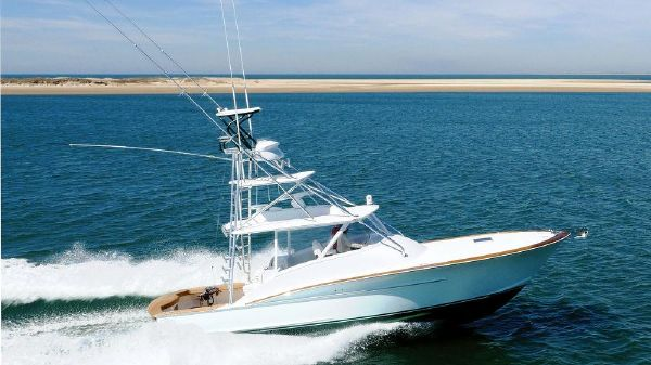 Winter Custom Yachts 40 Express