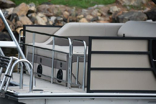 Bentley Pontoons 250 Elite Swingback image