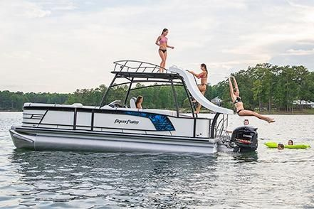 2018 Aqua Patio 255 SDP