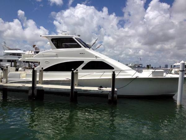 2005 Ocean Yachts Odyssey