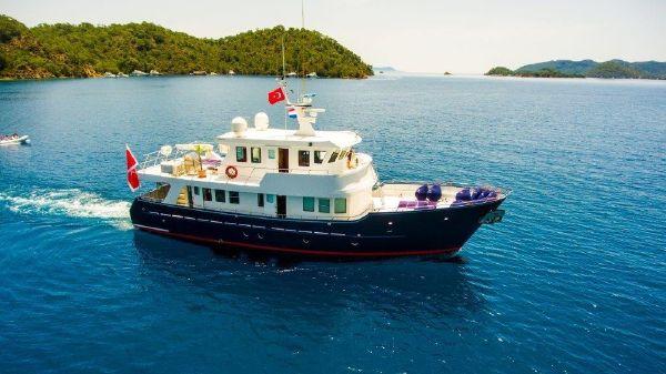 Cape Horn Yachts cape horn 75