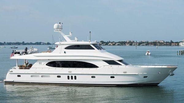 HARGRAVE 90' Skylounge Motor Yacht Profile