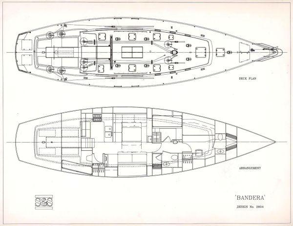 1994 Sparkman   Stephens/ Hinckley Custom Purchase BoatsalesListing