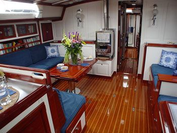 1994 Sparkman   Stephens/ Hinckley Custom For Sale New England