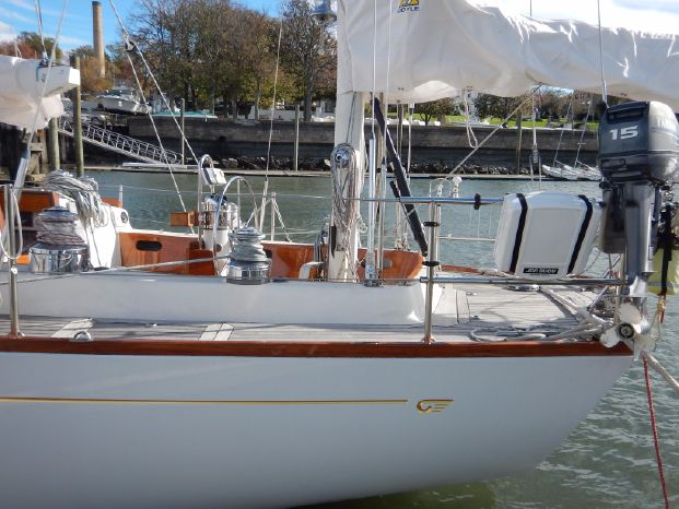 1994 Sparkman   Stephens/ Hinckley Custom For Sale BoatsalesListing