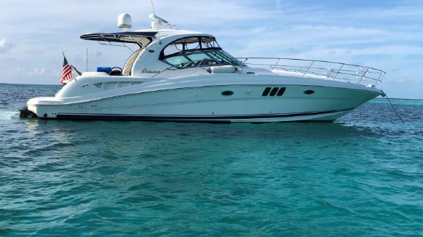 Sea Ray 44 Sundancer 2007