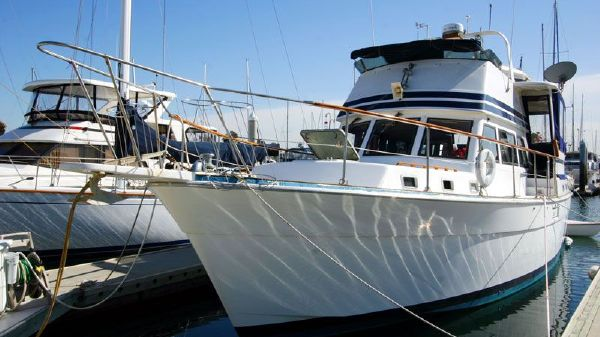 44' Gulfstar Virtual Tours! Motor Yacht