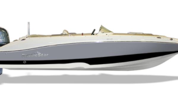 NauticStar 203SC Deck