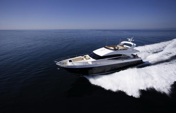 2017 Princess 72 Motor Yacht