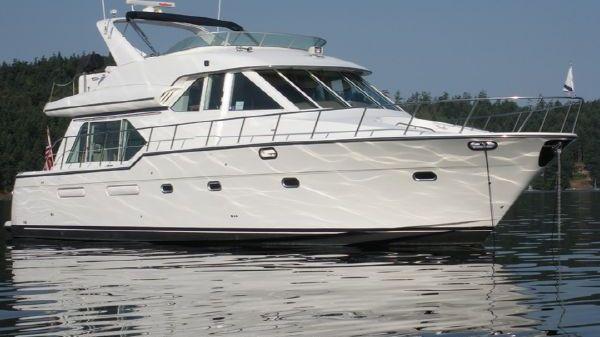 Bayliner / Meridian Pilothouse Motoryacht 2002 Bayliner / Merdian 52'