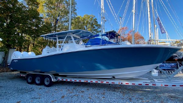 Invincible 39 Open Fisherman - IN STOCK