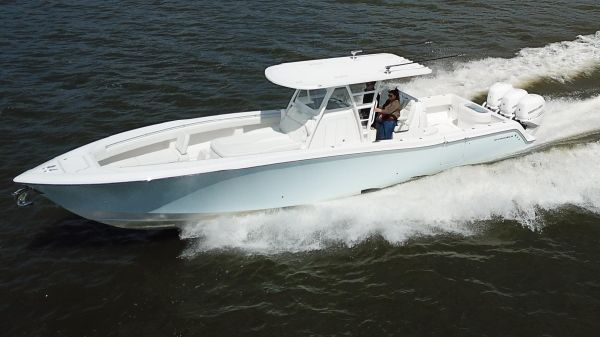 Invincible 39 Open Fisherman - ON ORDER