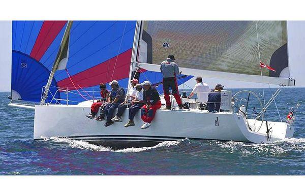 2020 J Boats J/122E