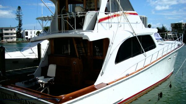 Tiffany 62 Custom Sportfish