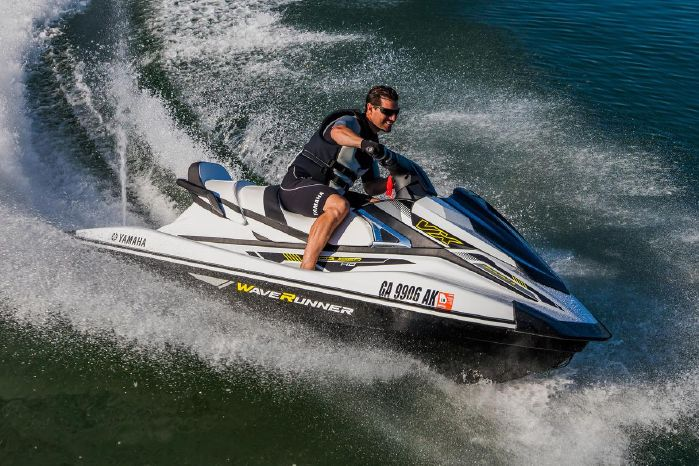2017 yamaha waverunner vx cruiser ho for Yamaha waverunner vx