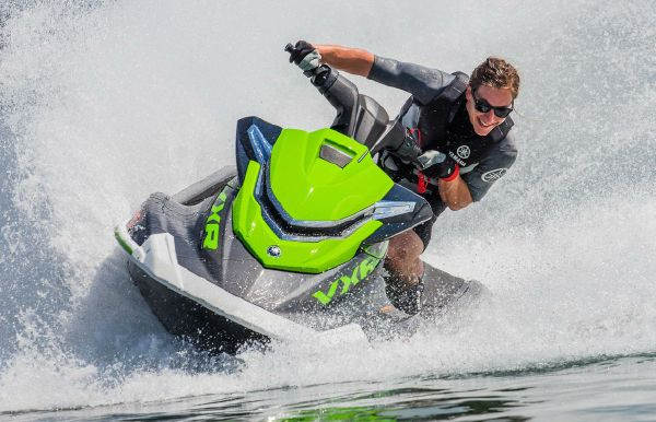 2017 Yamaha Waverunner VXR