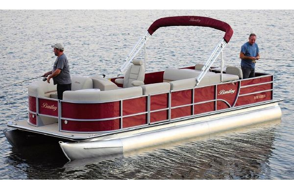 2021 Bentley Pontoons 240 Fish N Cruise
