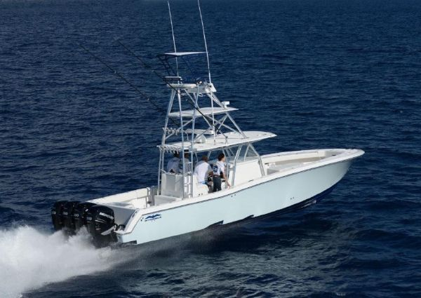 Invincible 42 Open Fisherman image