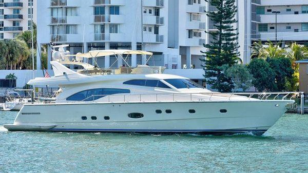 Ferretti Yachts 68' Motor Yacht
