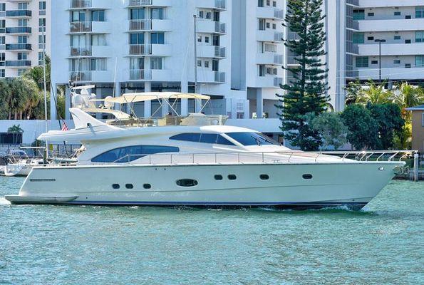 Ferretti Yachts 68' Motor Yacht - main image