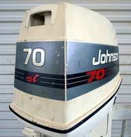 Johnson 20 inch Shaft Carbureted