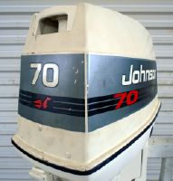 Johnson 70hp 20