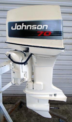 Johnson 70hp 20