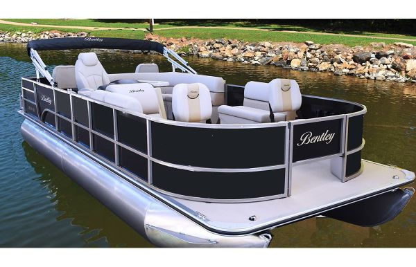 2021 Bentley Pontoons 240 4-Point Fish