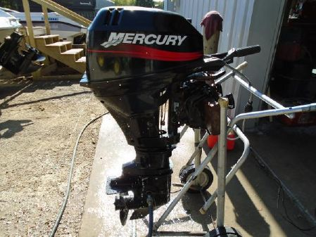 Mercury 9.9 ELH Fourstroke image